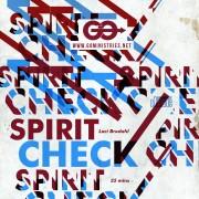 Spirit Check Label